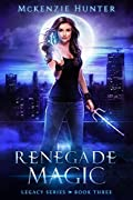 Book 3: RENEGADE MAGIC
