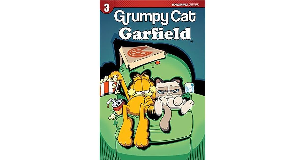 Grumpy Cat Garfield 3 By Mark Evanier