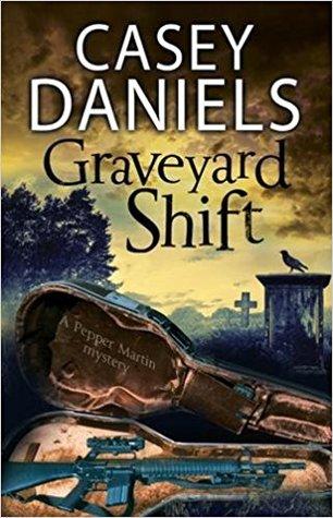 Graveyard Shift by Casey Daniels