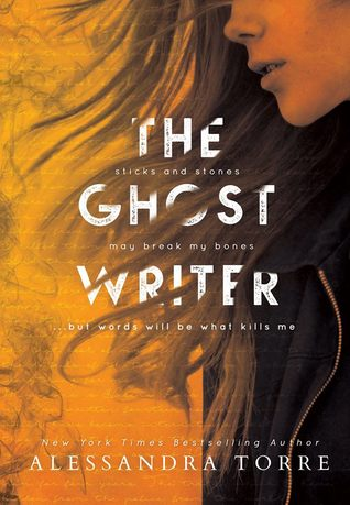 The Ghostwriter by Alessandra Torre