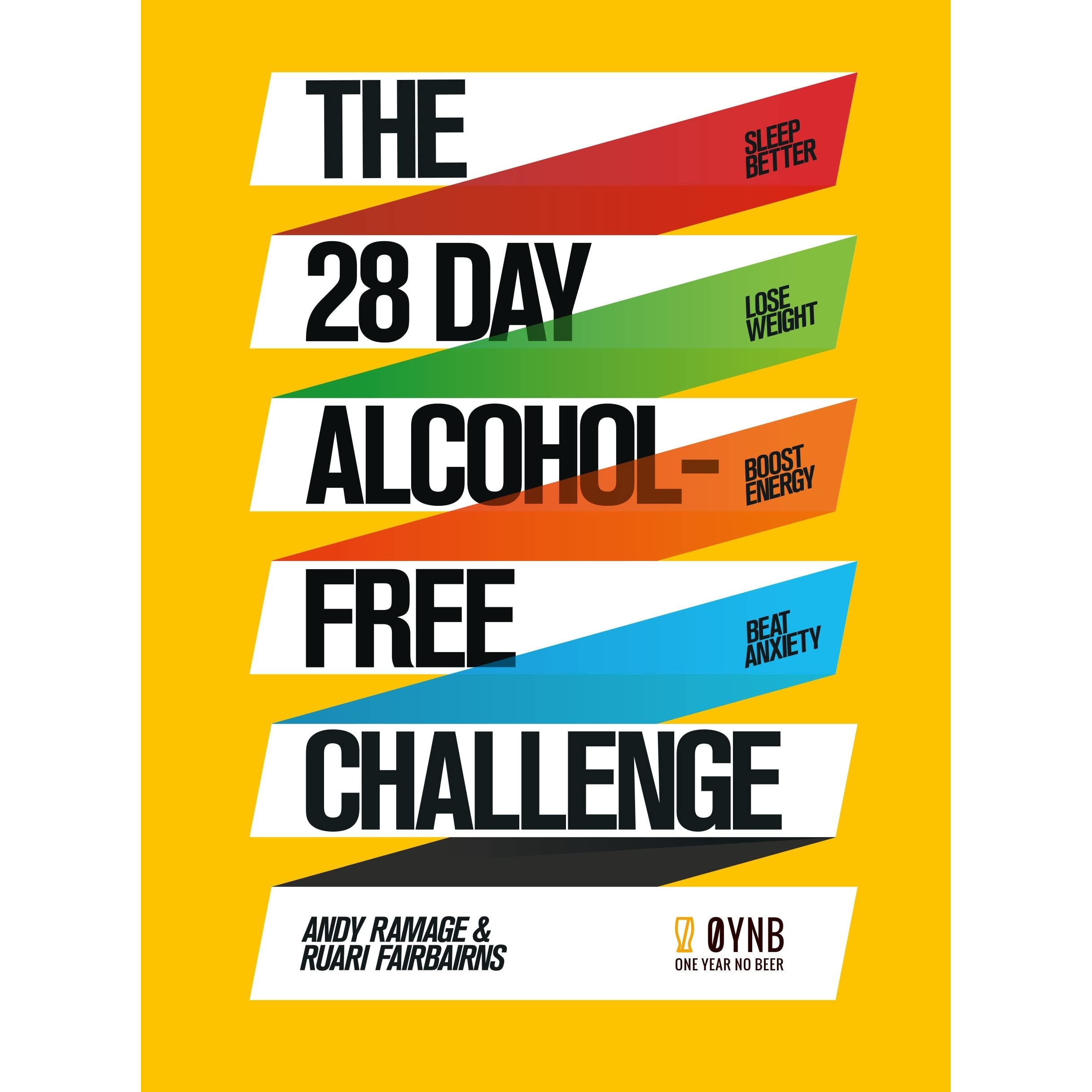 The 28 Day Alcohol-Free Challenge: Sleep Better, Lose Weight
