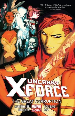 Uncanny X-Force, Volume 3: The Great Corruption