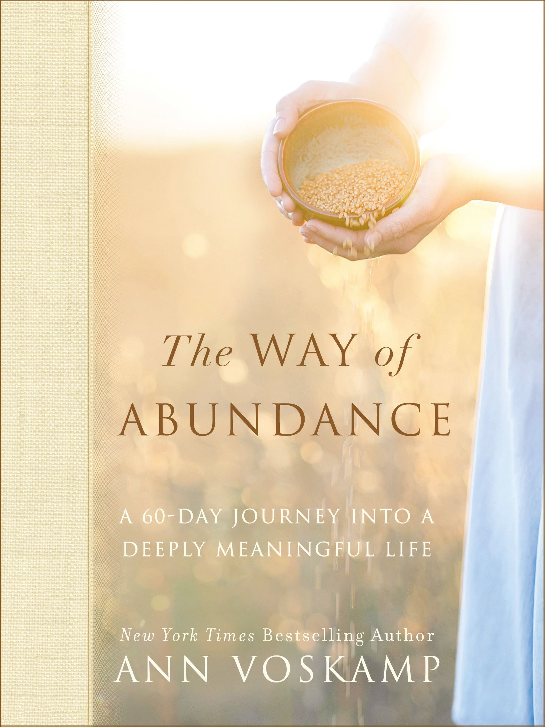 The Way of Abundance A 60-Day Journey into a Deeply Meaningful Life