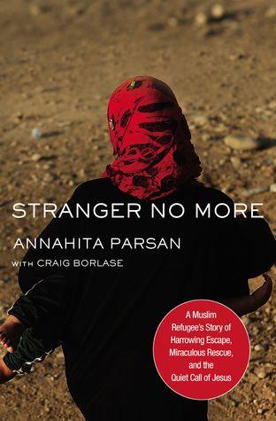 Stranger No More by Annahita Parsan