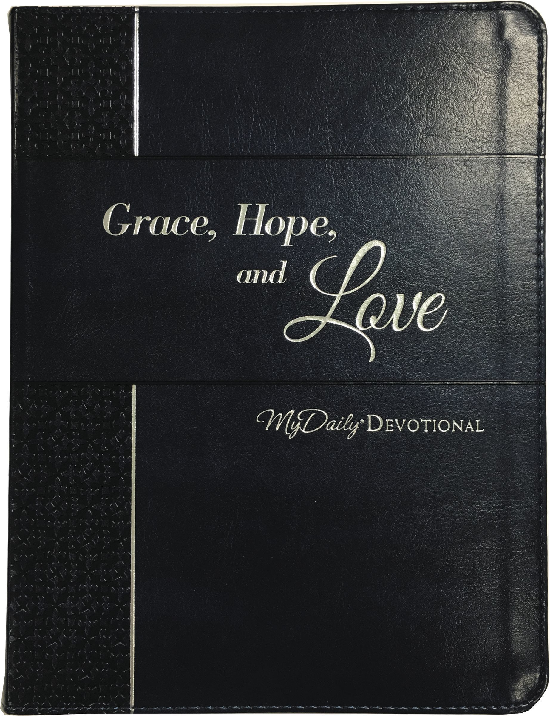 Grace, Hope, and Love MyDaily Devotional