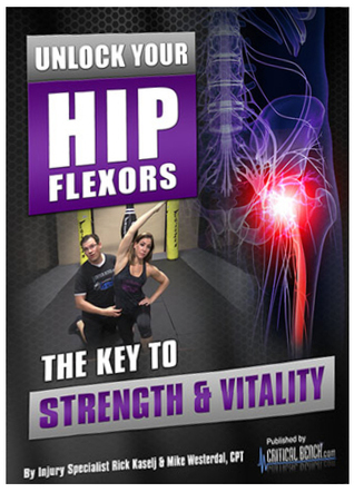 Short/Tight Hip Flexors Is One Of The Muscle Imbalances Found In _________.