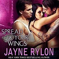 Spread Your Wings (Men in Blue, #4)