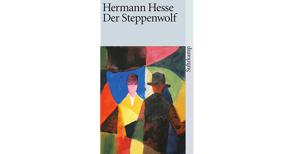 a literary analysis of steppenwolf by hermann hesse