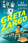 Greta Zargo and the Death Robots from Outer Space (Greta Zargo, #1)