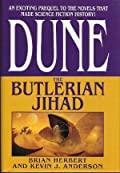 The Butlerian Jihad (Legends of Dune, #1)