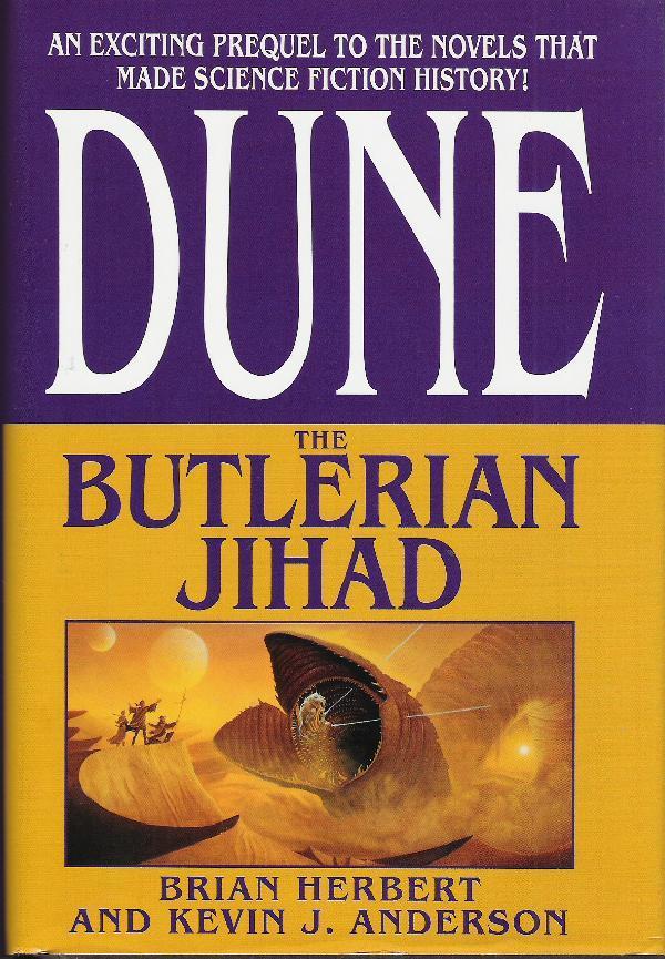 The Butlerian Jihad