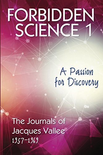 Jacques Vallee FORBIDDEN SCIENCE 1