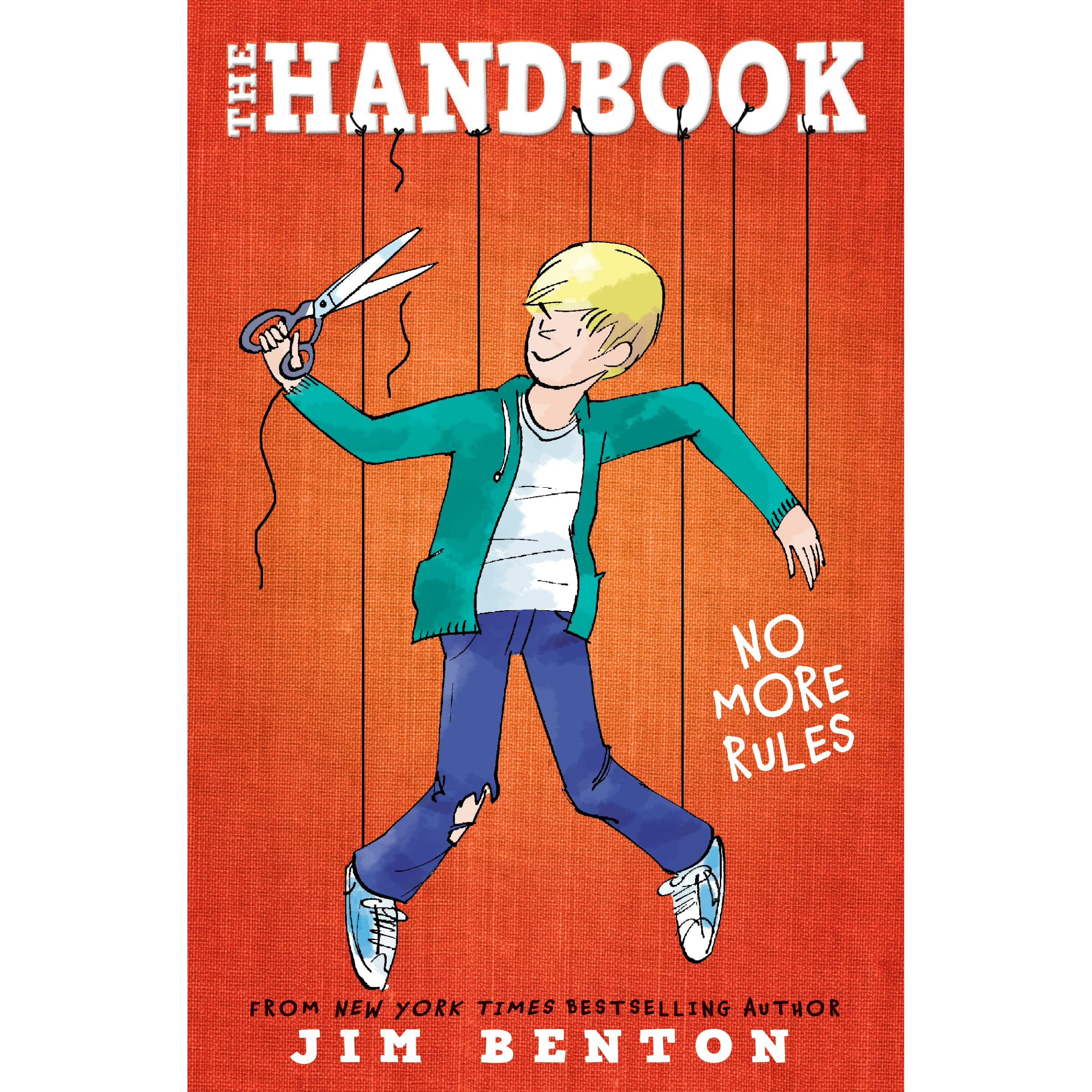 Image result for The Handbook by Jim Benton notes