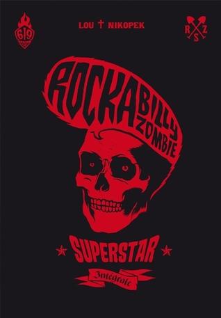 Rockabilly Zombie Superstar by Nikopek