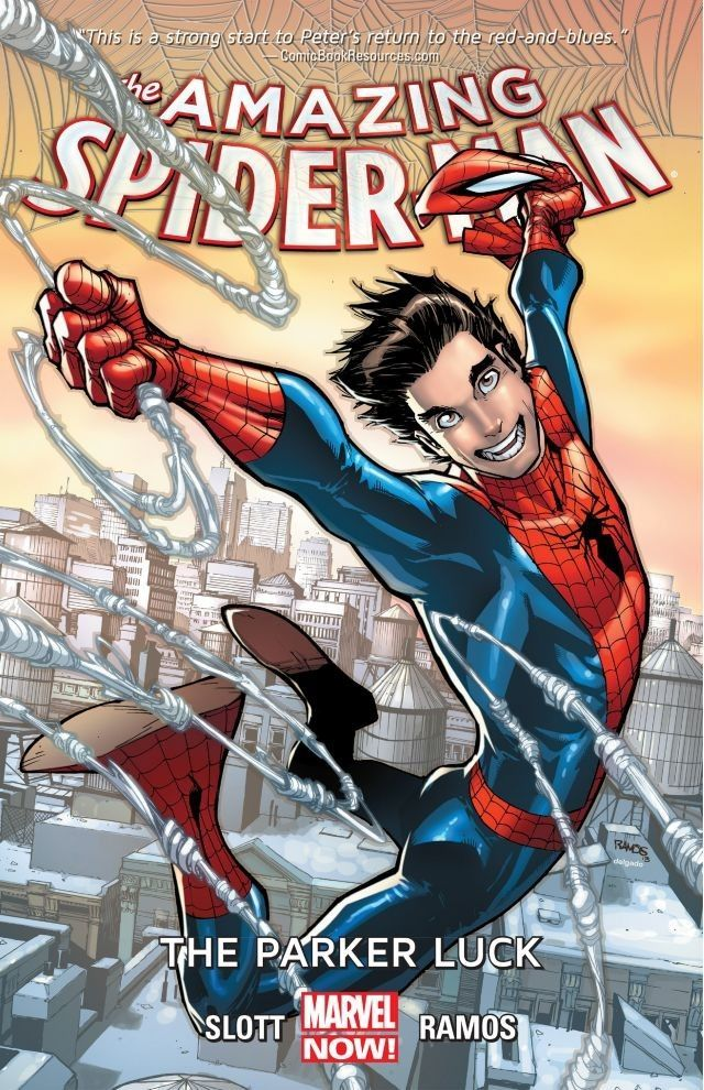 Amazing Spider-Man, Vol. 1: The Parker Luck