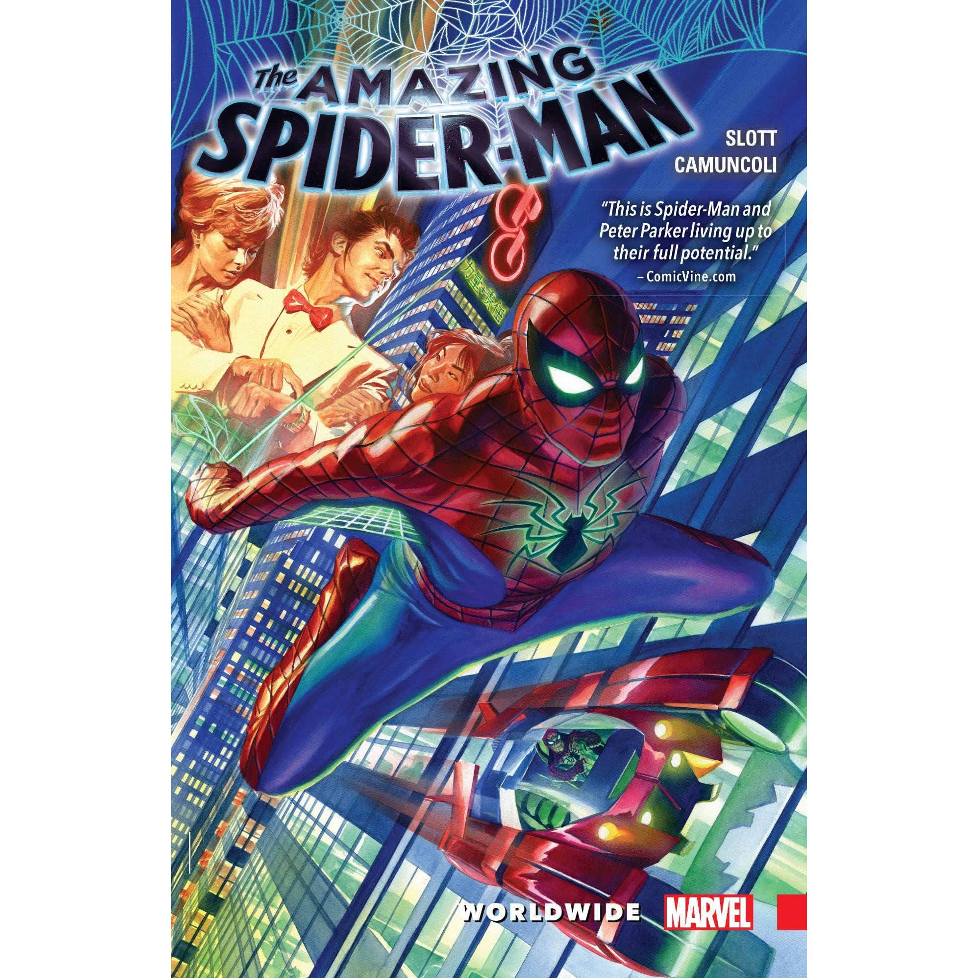 Amazing Spider-Man: Worldwide, Vol  1 by Dan Slott
