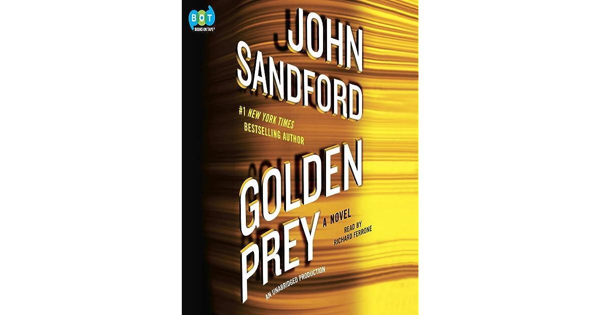 john sandford golden prey pdf