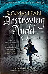 Destroying Angel (Damian Seeker #3)