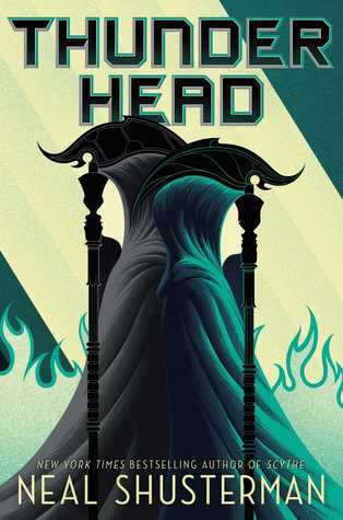 Image result for thunderhead neal shusterman