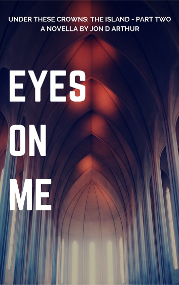 Eyes on Me (The Island, #2)