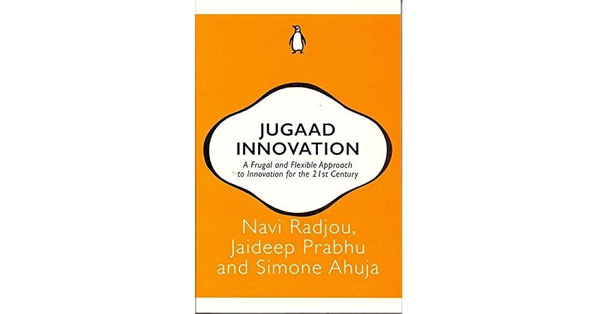 Jugaad Innovation Book