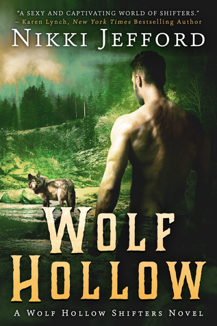 Wolf Hollow (Wolf Hollow Shifters, #1)
