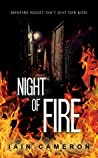 Night of Fire (DI Angus Henderson, #6)