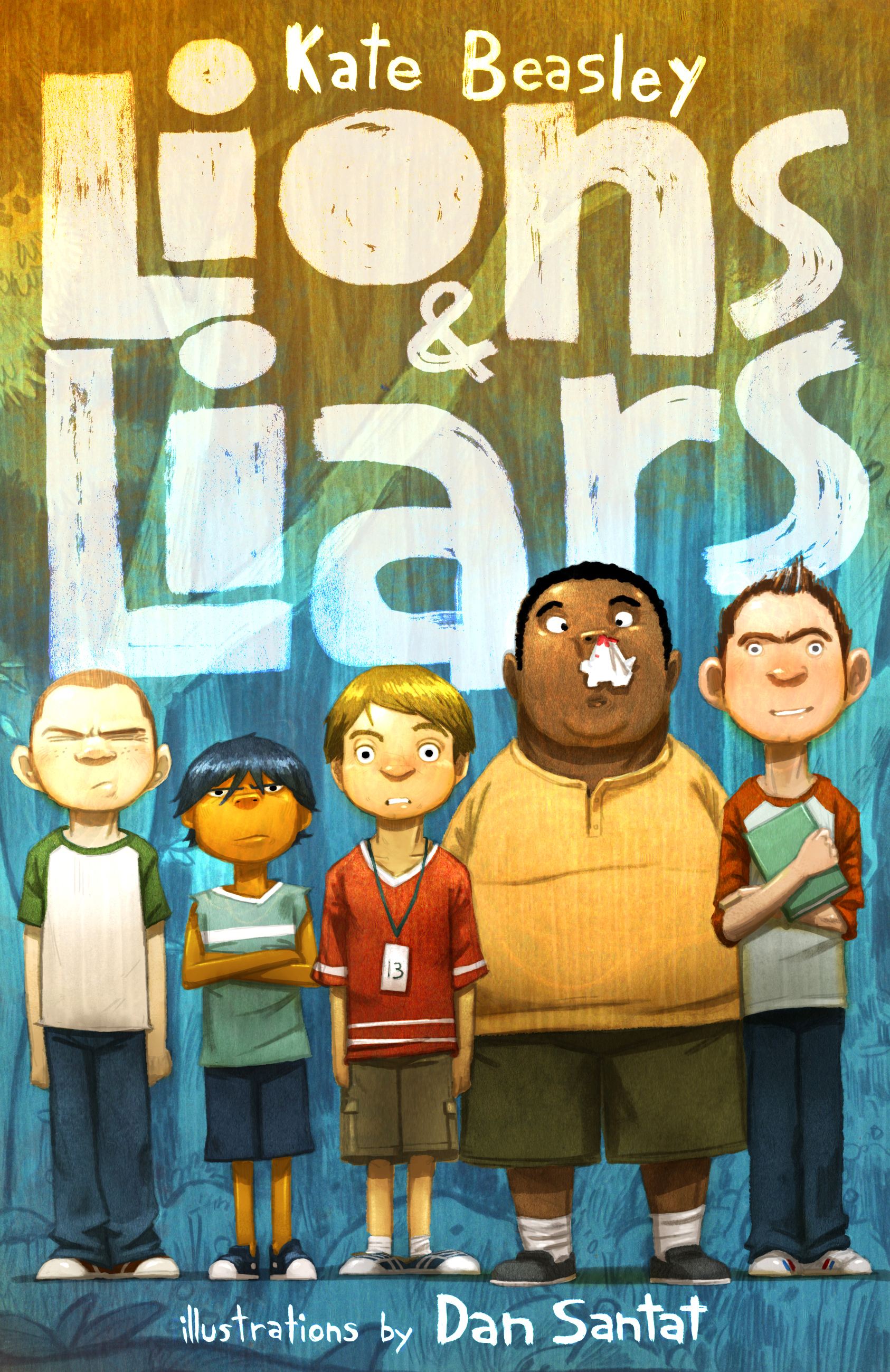 Lions and Liars by Kate Beasley