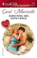 Expecting His Love-Child (House of Kolovsky #1)