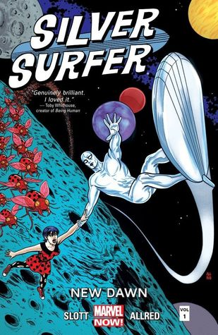 Silver Surfer 1 2 3 4 5 6 Complete Comic Lot Run Set Marvel Collection Allred