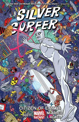 Silver Surfer, Vol. 4: Citizen of Earth