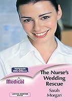 The Nurse's Wedding Rescue (Lakeside Mountain Rescue)