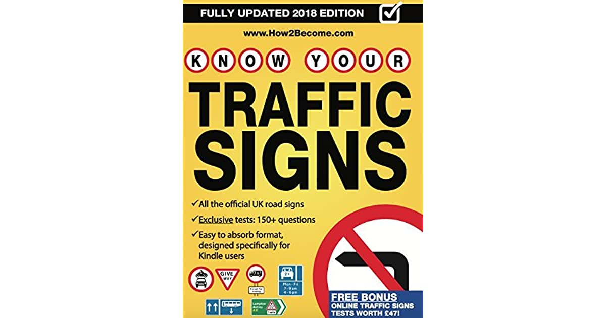 Know Your Traffic Signs 2018: All the Official UK Road Signs