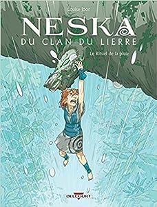 Neska du clan du lierre - Le Rituel de la pluie #2