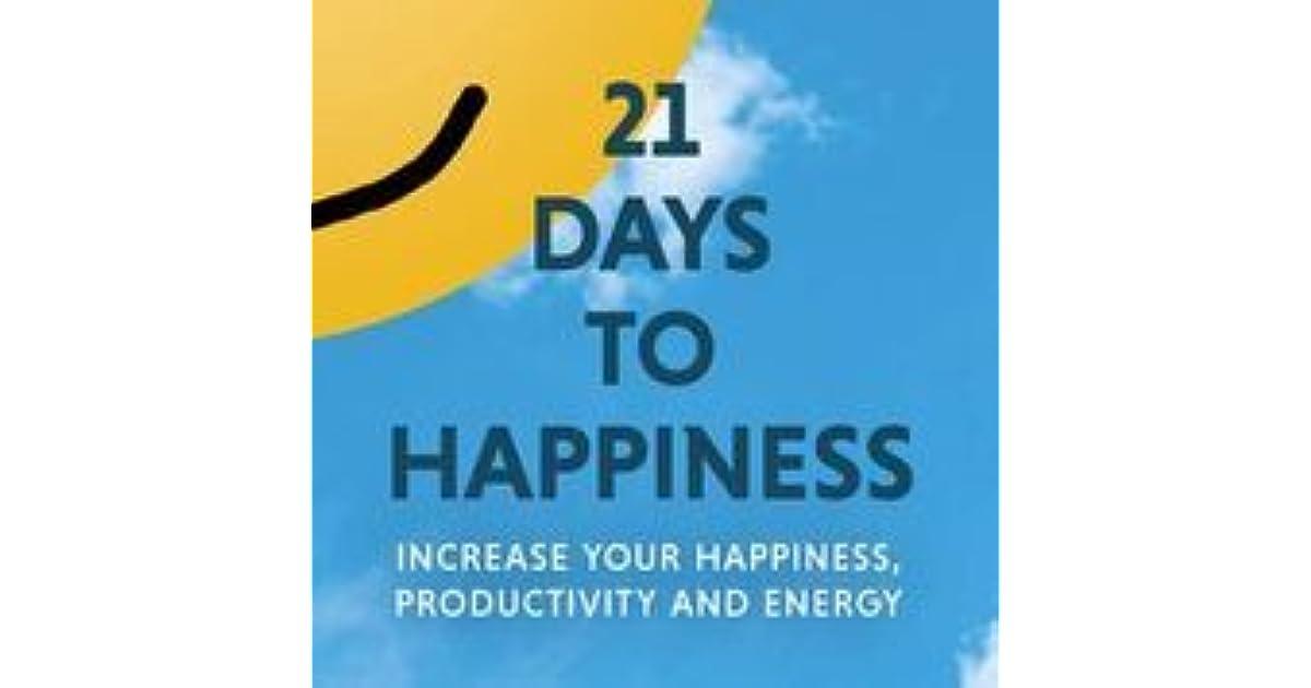 21 days to happiness by ingrid kelada fandeluxe PDF