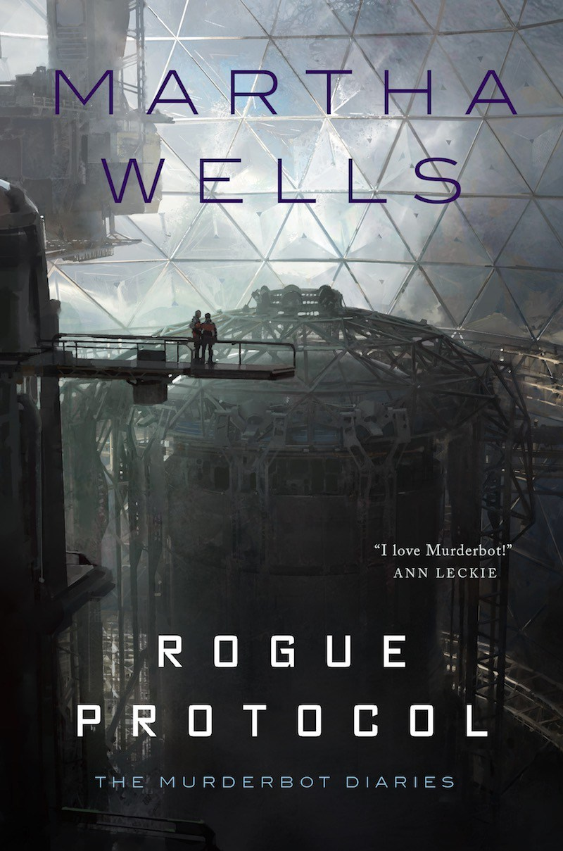 Rogue Protocol (The Murderbot Diaries, #3) by Martha Wells