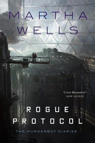 book cover for Rogue Protocol