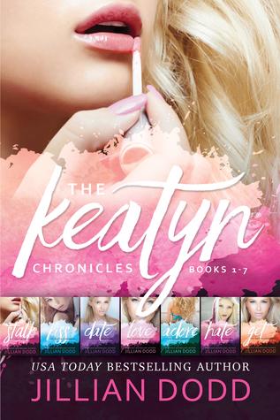 The Keatyn Chronicles Box Set (The Keatyn Chronicles, #1-7)