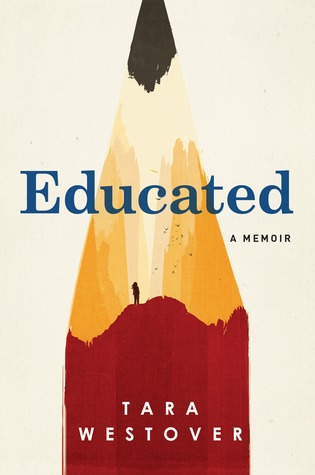 Cover for Educated, by Tara Westover
