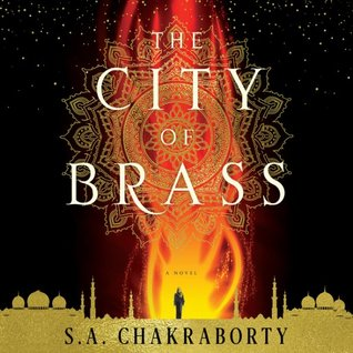 Book cover for The City of Brass