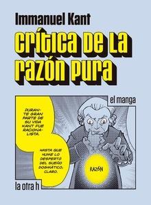 Crítica de la razón pura, el Manga by Immanuel Kant