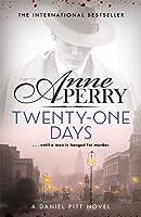 Twenty-One Days (Thomas Pitt, #1)