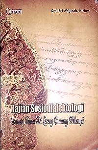 Kajian Sosiodialektologi Bahasa Jawa di Lereng Gunung Merapi