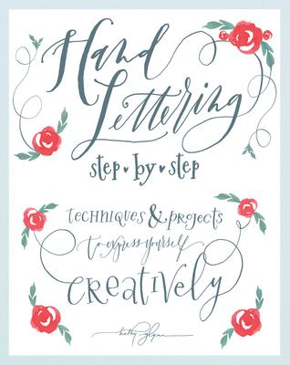 Hand Lettering by Kathy Glynn