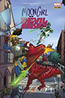 Moon Girl and Devil Dinosaur #34 Marvel 1st Appear Devin Save Our School 82218