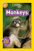 Monkeys (National Geographic Kids Readers)
