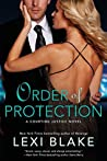 Order of Protection (Courting Justice #1)