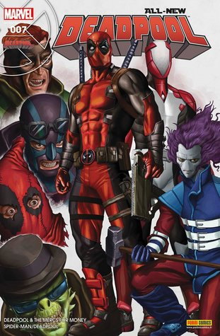 All-New Deadpool Vol. 7: Les Pros à payer