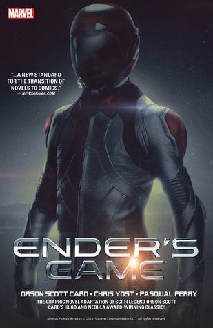 Ender's Game Graphic Novel by Orson Scott Card