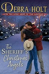 The Sheriff's Christmas Angels (Texas Lawmen, #4)
